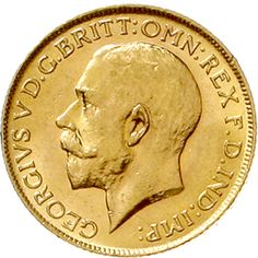 George V, 1910-1936 - Great Britain - Georg V. 1910-1936. sovereign 1911. Seaby 3996. extremley fine / uncirculated, mint condition  Dealer Teutoburger Münzauktion GmbH  Auction Starting Price: 200.00 EUR