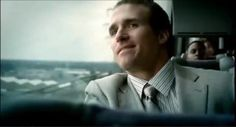 Drew Brees in Nyquil commercial wearing Astor & Black