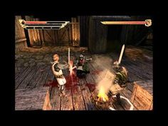 Knights of the Temple PC 2003 Gameplay
