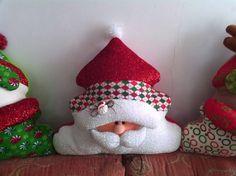 Christmas Clay, Christmas Love, Homemade Christmas, Christmas Crafts, Christmas Decorations, Christmas Ornaments, Holiday Decor, Christmas Cushions, Felt Ornaments