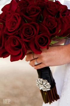 Bouquet by Jackie Frontiero of Dana's Floral Design & Weddings Prattville, AL