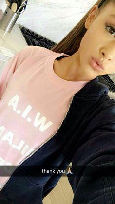 cute lil dangerous woman ♡