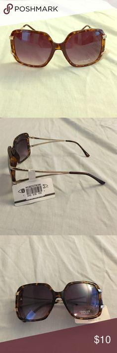 BRAND NEW SUNGLASSES Brand new tortoise sunglasses Nordstrom Accessories Sunglasses