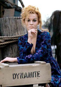 Ann Margret is Dynamite…