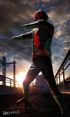 Kamen Rider 2 〜夕日と2号〜