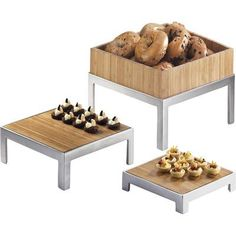 """Features:  -Eco-friendly product.  -Frame sold seperately.  Product Type: -Cheese board & platter.  Material: -Bamboo/Wood.  Pattern: -Solid color. Dimensions: Size 0.75"""" H x 10"""" W x 10"""" D -  Overall"""