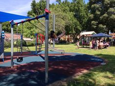 Gifford Park in #Penshurst is a great place to take the kids. There's a playground with picnic tables, a cricket pitch & a netball court. It's a quiet & peaceful park, #penshurst #park #mcgrathstgeorge
