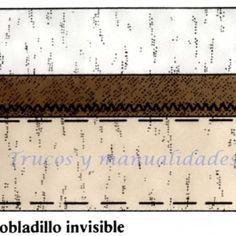 Dobladillo invisible