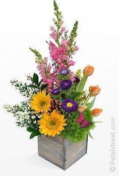 Flower arrangement - Gardening Designing