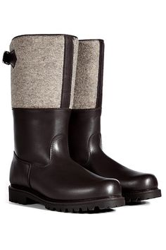 man boots - simple style