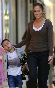 Fresh-faced: The single mum displayed her radiant complexion, appearing to be wearing only...