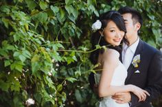 Congratulations Tet and Iris on your beautiful wedding day!