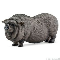 Schleich Pot-Bellied Pig