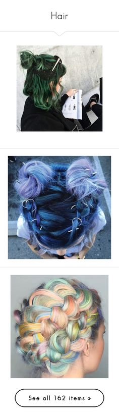 """""""Hair"""" by isthelastofus ❤ liked on Polyvore featuring accessories, hair accessories, hair, hairstyles, beauty products, haircare, jewelry, earrings, amber earrings and rose earrings"""