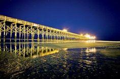 Folly Beach Pier  Charleston, SC