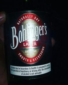 Bohlingers Lager from Zimbabwe.