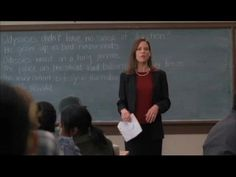 it does matter . what you do, does matter Freedom Writers Quotes, Writer Quotes, 10th Grade English, English Class, Happy Heart, Happy Life, Diary Movie, Michael Strahan, The Freedom