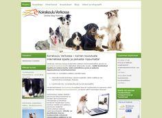 Joulukuussa kotisivukilpailun voittajaksi valittiin Koirakoulu Verkossa -palvelun kotisivut. Koirakoulu Verkossa tarjoaa koulutuksia koiraharrastajille verkon kautta. Kotisivuilla on runsaasti sisältöä ja sen jäsentelyyn on käytetty monipuolisesti Kotisivukoneen ominaisuuksia. Blogista löytyy kirjoituksia ja videoita koirankoulutukseen liittyen ja verkkokauppaominaisuutta on käytetty kurssitarjonnan esilletuomiseen. Dogs, Animals, Animales, Animaux, Pet Dogs, Doggies, Animal, Animais
