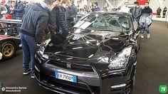 #Nissan #Skyline #MotorShow2014 #Bologna #Auto #Car #Automobili #Supercar