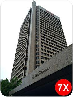 The Coca-Cola Company Headquarters, Atlanta, Georgia