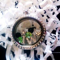 Make your It Works business stand out with your black, green, and bling!