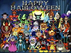 Disney Halloween | Disney Halloween - 511 KB