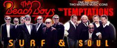 #TheBeachBoys & #TheTemptations ! https://ticketfront.com/event/The_Beach_Boys_~_The_Temptations-tickets