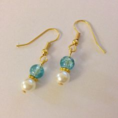 Tahiti Earrings  8 CUSTOM COLOURS by FlorasBoutiqueEtsy on Etsy, £15.00