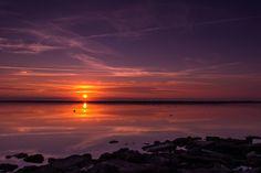 """Foto von chrissel666: """"sunset nordsee"""""""
