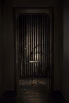 Entrance hall by Michael Dawkins