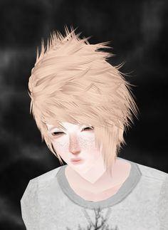 Decidi fazer um visual mais albino agora huehuehuehuehuehuehuehuehuehue