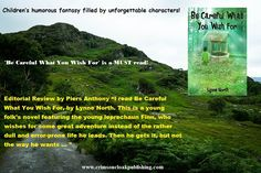 Looking for a great book for St Patrick's Day? Well you won't find one more appropriate than this children's humorous fantasy! Poster Making, Fantasy Books, Cloak, Great Books, St Patrick, Wish, Novels, Author, Posters