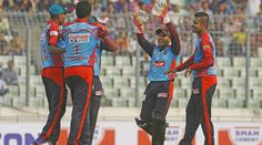 Barisal Bulls denied Rajshahi Kings top-scorer Sabbir Rahman's maiden century of 122 runs on the way to its 2nd successive victory with four runs in their 3rd encounters of the 4th Bangladesh Premier League T20 at Sher-e-Bangla National Cricket Stadium in Mirpur on Sunday.