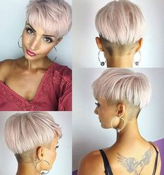 10 Trendy Short Haircut Ideas for Women // #HAIRCUT #Ideas #Short #trendy #Women