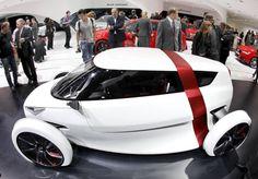 Audi Urban Concept Car, I want