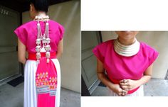 hmong neck piece....Would love to get for next year