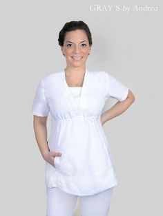 Dental Health Important Maternity Scrubs, Maternity Work Clothes, Maternity Tops, Maternity Dresses, Nursing Dress, Nursing Clothes, Hotel Uniform, Scrubs Uniform, Baby On The Way