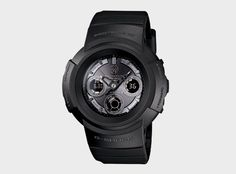 Celebrating its 5th anniversary, Beauty & Youth by United Arrows got together with G-Shock. They present the collaborative AWG-M500 watch