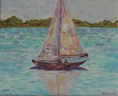 Original Oil on Canvas CarolineWagnerArt on Etsy