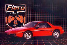 1984 Pontiac Fiero, had since 8th grade :)