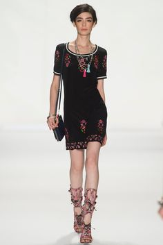 Rebecca Minkoff Spring 2014 Ready-to-Wear Collection Photos - Vogue
