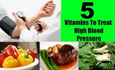 Best Vitamins To Treat High Blood Pressure - How To Lower Blood Pressure With Vitamins Lower Blood Pressure, Natural Supplements, Health Care, Vitamins, Healthy Recipes, Healthy Food, Treats, Diet, Healthy Foods