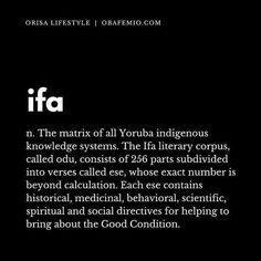 "Ifa Ocha Yoruba Bahamas on Instagram: ""#Ifa #Yoruba #256odu"" Spiritual Prayers, Spiritual Enlightenment, Spiritual Awakening, Ifa Religion, Yoruba Religion, Yemaya Orisha, Yoruba Orishas, Indigenous Knowledge, Bible Verses Quotes Inspirational"