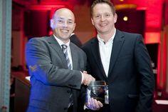 Best Use of Sales Technology 2012  Winner Irish Sales Champion - CPM Ireland