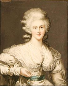 Sarah Sophia Child Villiers, Countess of Jersey (1785 – 1867), the eldest daughter of John Fane, 10th Earl of Westmorland and Sarah Anne Child. Lady Jersey married George Child Villiers, 5th Earl of Jersey on 23 May 1804.  Lady Jersey was one of the patronesses of Almack's and a leader of the ton during the Regency era.