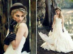 Vintage Wedding Theme | Pinned by Olivia Ranson