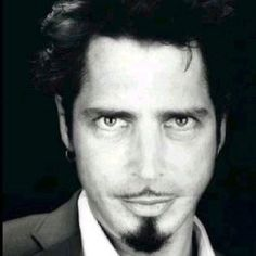 Chris Cornell #music #icons #rock #grunge ... CC, the model years