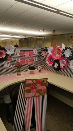 Awesome Cubicle Decorating Ideas