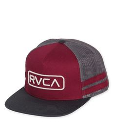 5fd7cc87447 RVCA Mens   Accessories - Movement Trucker