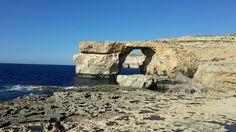 La finestra azzurra Gozo